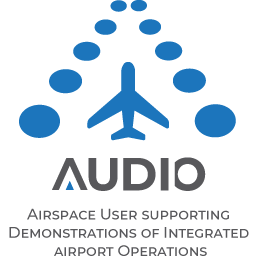 AUDIO - Airspace User supporting Demonstrations of Integrated airport Operations